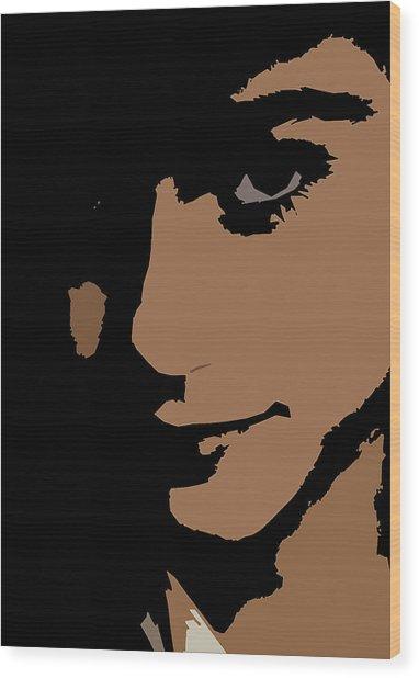 Sam IIII Wood Print by James Granberry