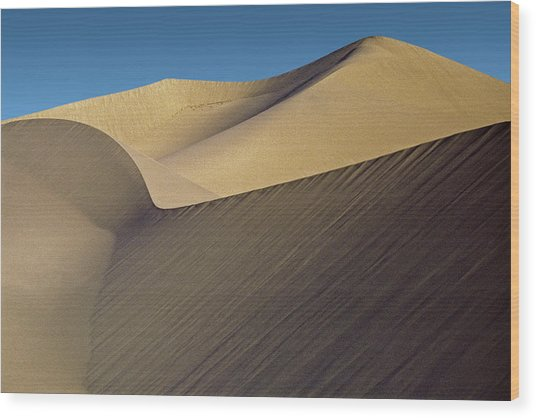Sandtastic Wood Print
