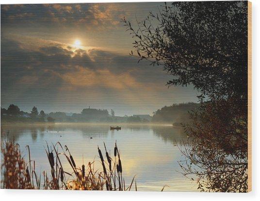 Sandy Water Park 1 Wood Print