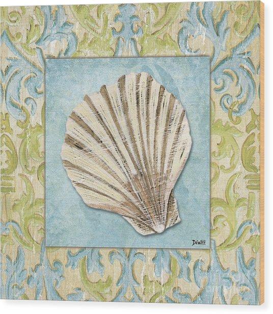 Sea Spa Bath 1 Wood Print