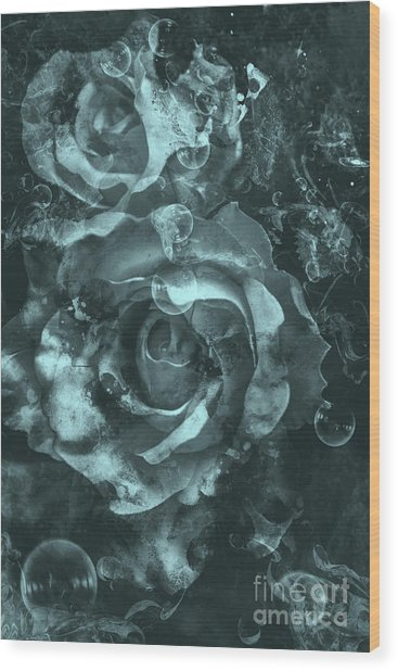 Seas Of Forgotten Wood Print