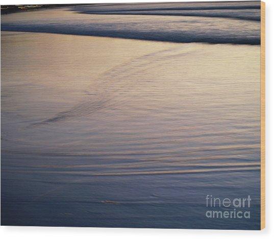Seasideoregon04 Wood Print