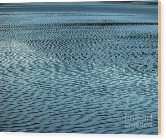 Seasideoregon03 Wood Print