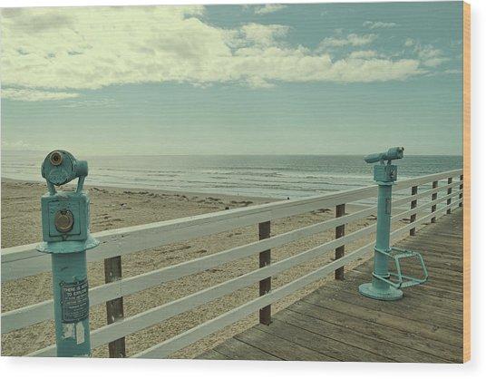 See Coast Wood Print by JAMART Photography