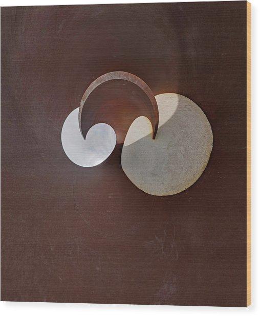 Serra View 2 Wood Print