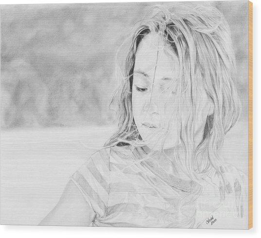 Shayla Wood Print