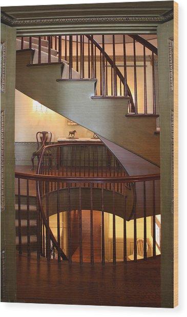 Shelburne Museum Wood Print