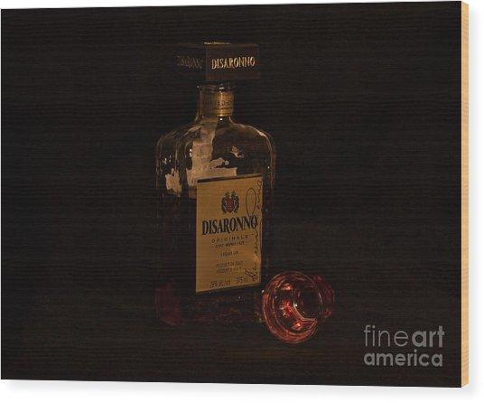 Shots Wood Print