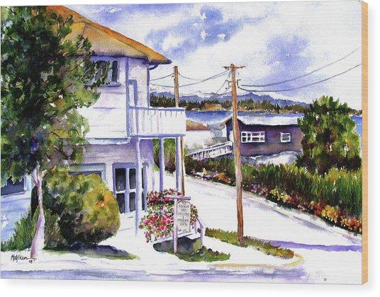 Sidney Gallery Wood Print