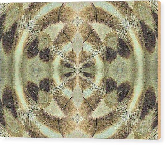 Soar Wood Print