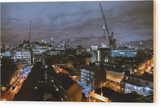 Southwark Wood Print