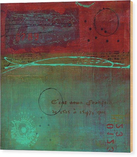 Spellbinder Wood Print