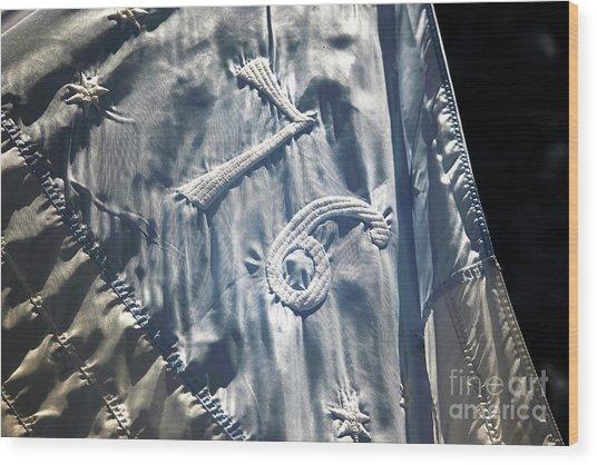 Spirit Of 76 Infrared Wood Print