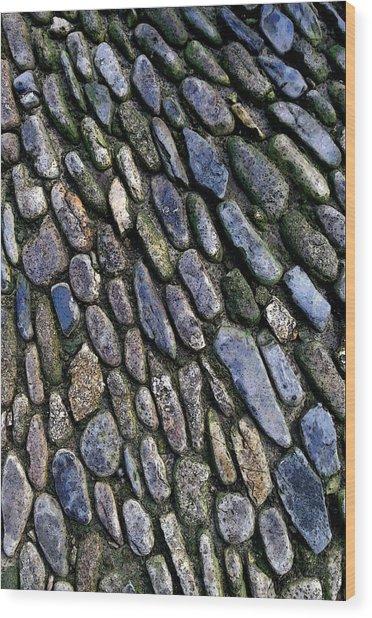 St Michael's Path Wood Print