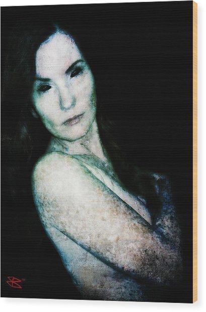 Stacy 2 Wood Print