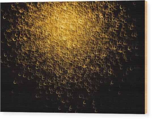 Starry Nights Wood Print