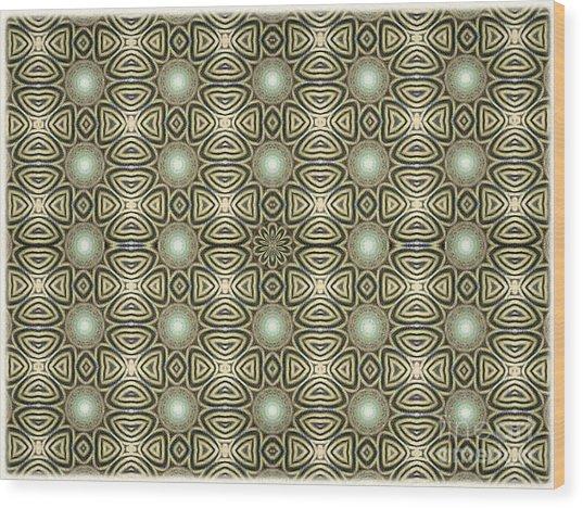 Stellar Wood Print