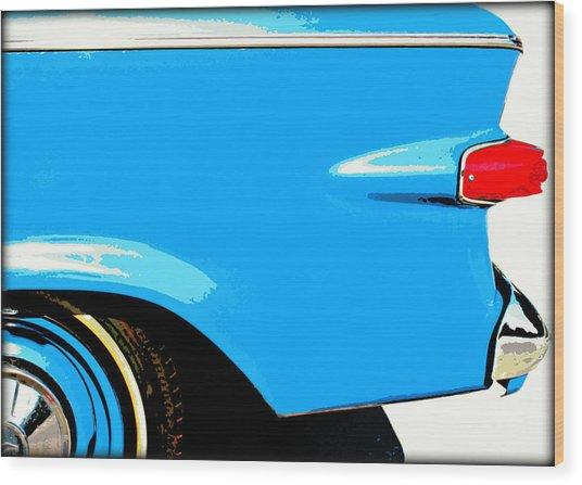 Studebaker 3 Wood Print
