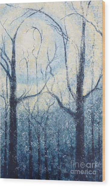 Sublimity Wood Print
