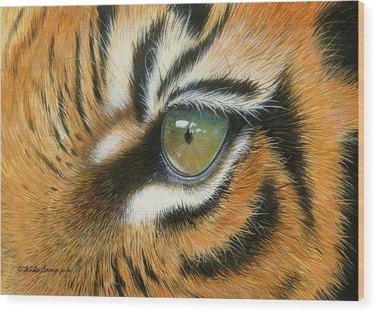 Sumatra Wood Print