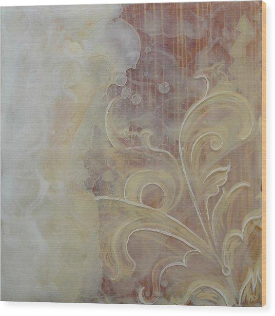Summer Breeze Wood Print by Monica James