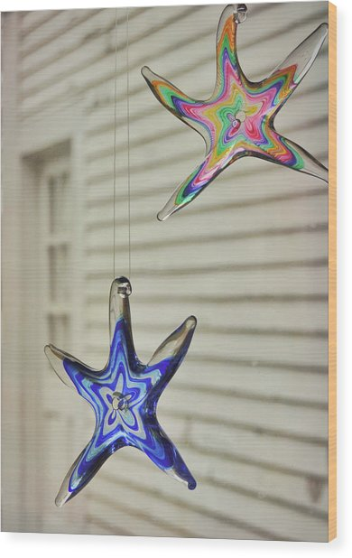 Suncatchers Wood Print by JAMART Photography