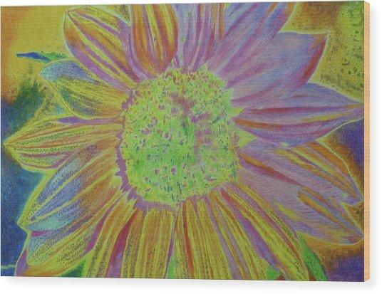 Sundelicious Wood Print