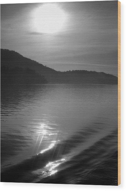 Sunrise On The San Juans Wood Print by Karla DeCamp