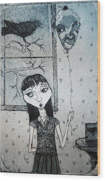 Suzannah Wood Print