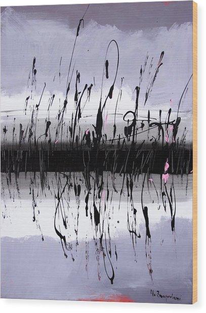 Swamp Wood Print by Mario Zampedroni