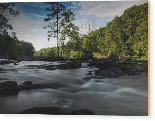 Sweetwater Creek 1 Wood Print