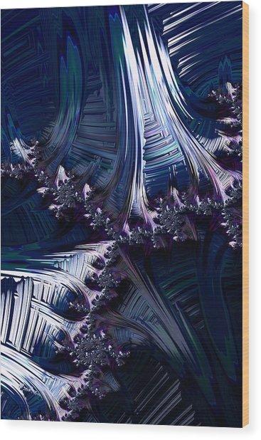 Tangible Wood Print