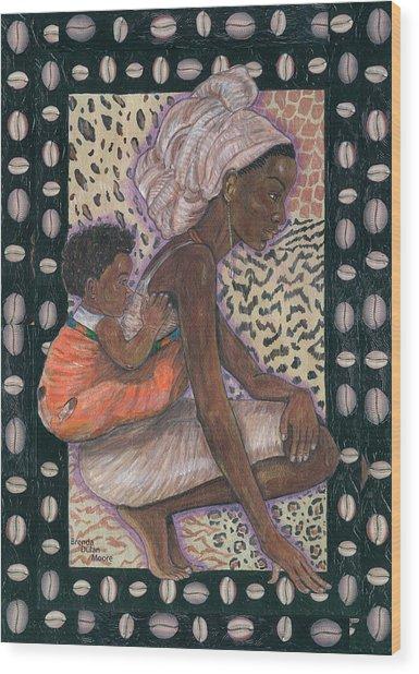 Tapestry Wood Print