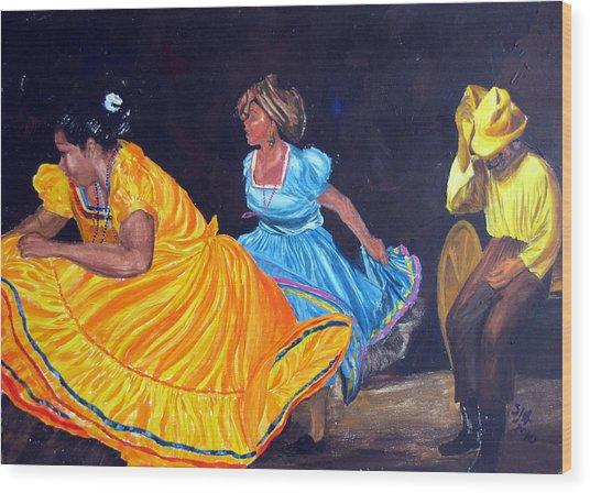 Tasbanica Wood Print