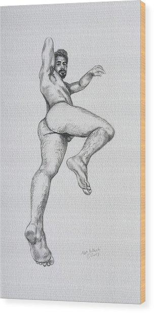 Taylor Wood Print
