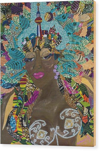 Tdot Caribana Wood Print