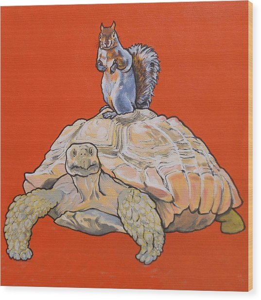 Terwilliger The Turtle Wood Print