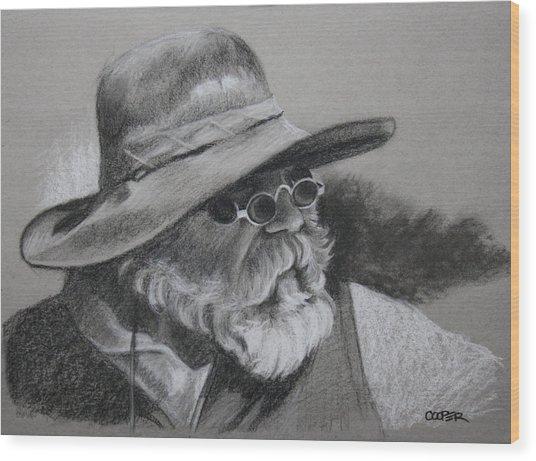 Teton Trader Wood Print