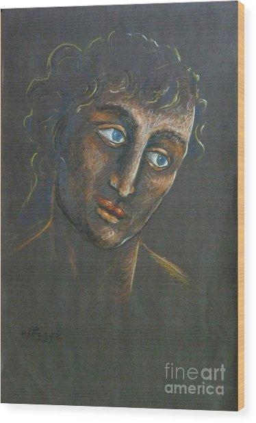 John Wood Print by Ushangi Kumelashvili
