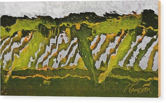 The Bridge - Me To You Wood Print