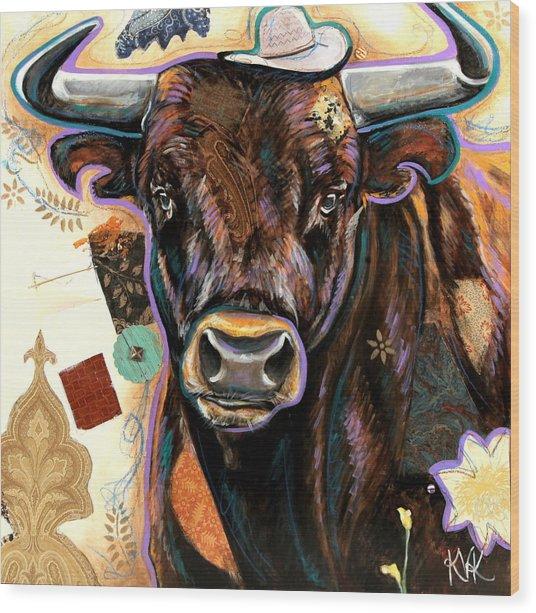 The Bull Wood Print