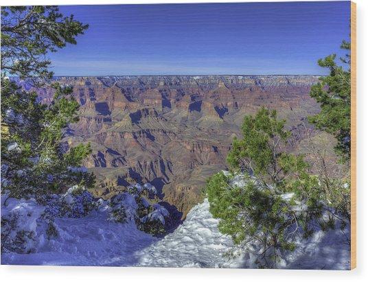 The Grand Canyon Wood Print