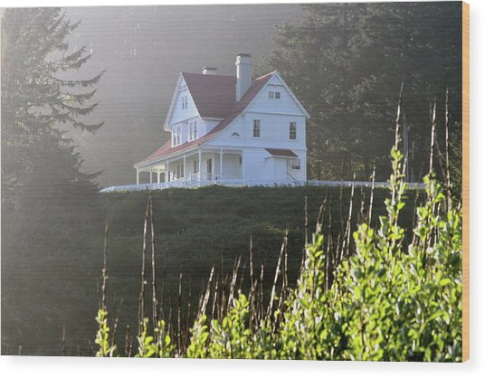 The Keepers House 2 Wood Print