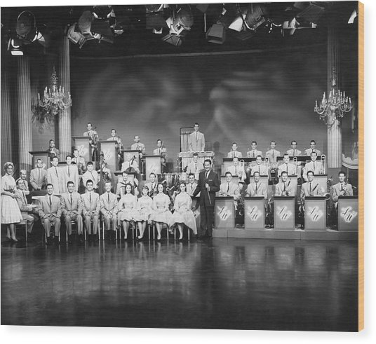 The Lawrence Welk Show Wood Print