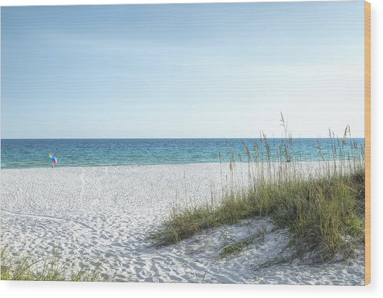 The Magnificent Destin, Florida Gulf Coast  Wood Print