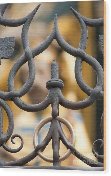 The Nuremberg Ring Wood Print