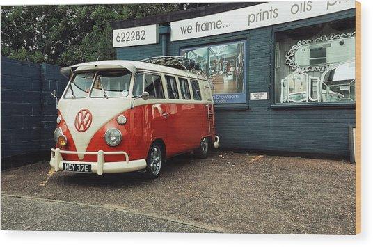 The Van Wood Print