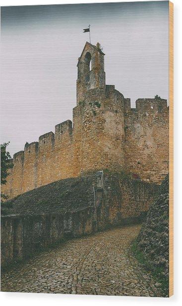Tomar Castle, Portugal Wood Print