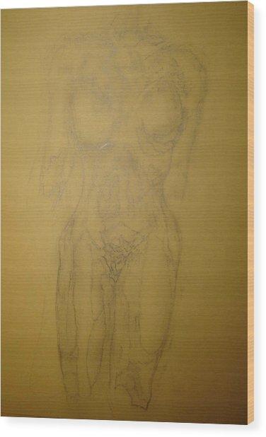 Tone Wood Print by Dean Corbin
