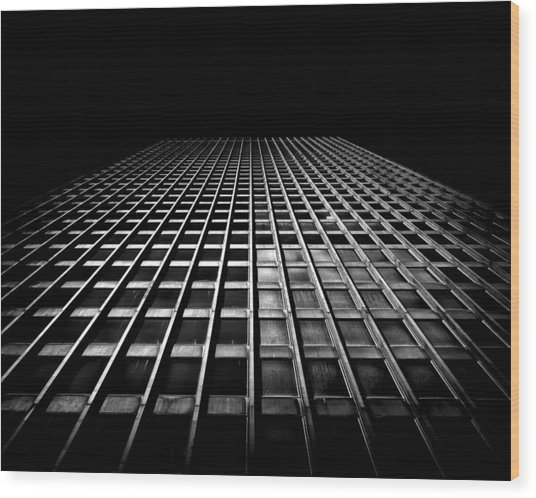 Toronto Dominion Centre No 100 Wellington St W Wood Print
